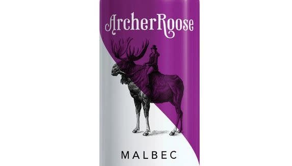 Archer Roose Malbec 4 Pack (cans)