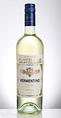 Famiglia Castellani, Toscana Vermentino