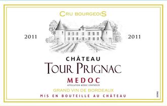 Château Tour Prignac, Médoc Cru Bourgeois 1.5 L