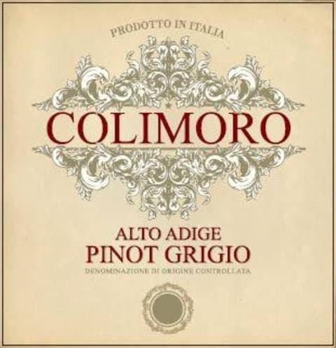 Colimoro, Pinot Grigio