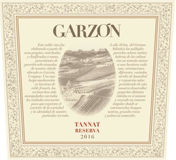 Garzón, Tannat Reserva