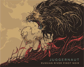 Juggernaut, Pinot Noir Russian River Valley