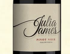 Julia James, Pinot Noir