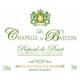 La Chapelle du Bastion, Picpoul de Pinet