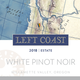 Left Coast Cellars, White Pinot Noir (2019)