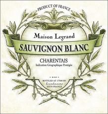 Maison Legrand, Sauvignon Blanc