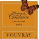 Marquis de Goulaine, Vouvray