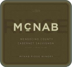 McNab Ridge Winery, Cabernet Sauvignon