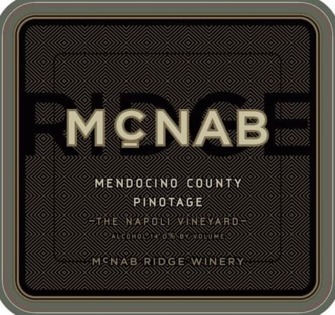McNab Ridge Winery, Pinotage