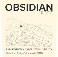 Obsidian Ridge, Cabernet Sauvignon