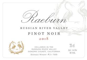 Raeburn, Pinot Noir Russian River Valley