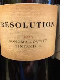 Resolution Zinfandel