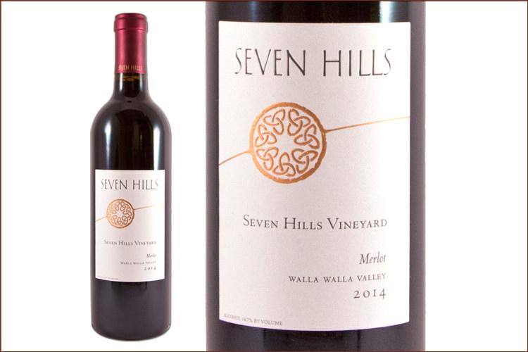 Seven Hills Winery, Merlot