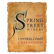 Spring Street Winery, Chardonnay