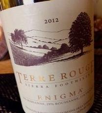 Terre Rouge, Enigma (2013)