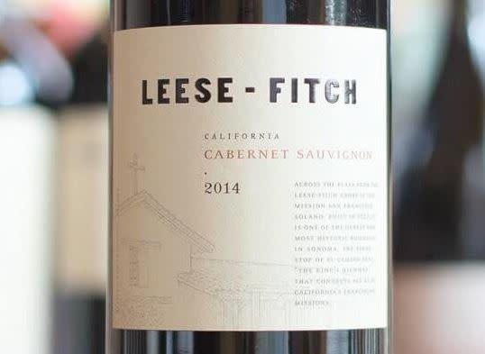Leese-Fitch, Cabernet Sauvignon
