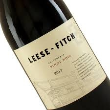 Leese-Fitch, Pinot Noir