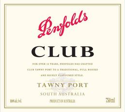 Penfolds, Club Tawny Port