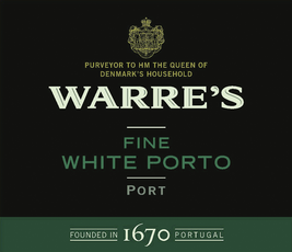 Warre's  Port, Fine White Porto