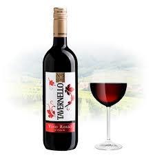 Tavernello, Vino Bianco d'Italia Red (case)