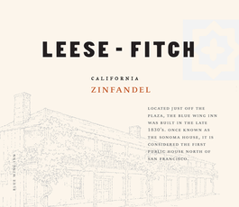 Leese-Fitch Zinfandel