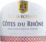Louis Bernard, Côtes du Rhône Organic