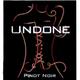 Undone, Pinot Noir (2017)