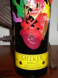 Meeker 2014 Winemakers' Handprint Merlot