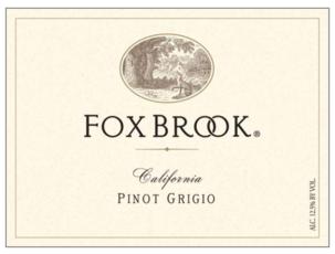 Opici Fox Brook Winery, Pinot Grigio