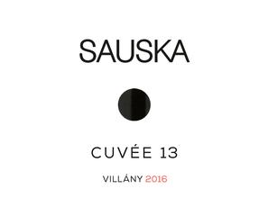 Sauska 2017 Cuvee