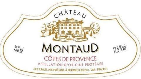 Château Montaud, Côtes de Provence Rosé (2019)