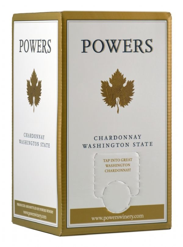 Powers Boxed Chardonnay