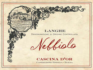 Cascina D'Or, Langhe Nebbiolo