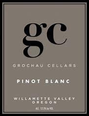 Grochau Cellars Pinot Blanc