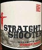 Straight Shooter Pinot Noir (2018)