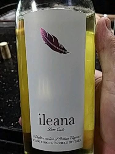 Ileana Pinot Grigio Low Carb (2019)