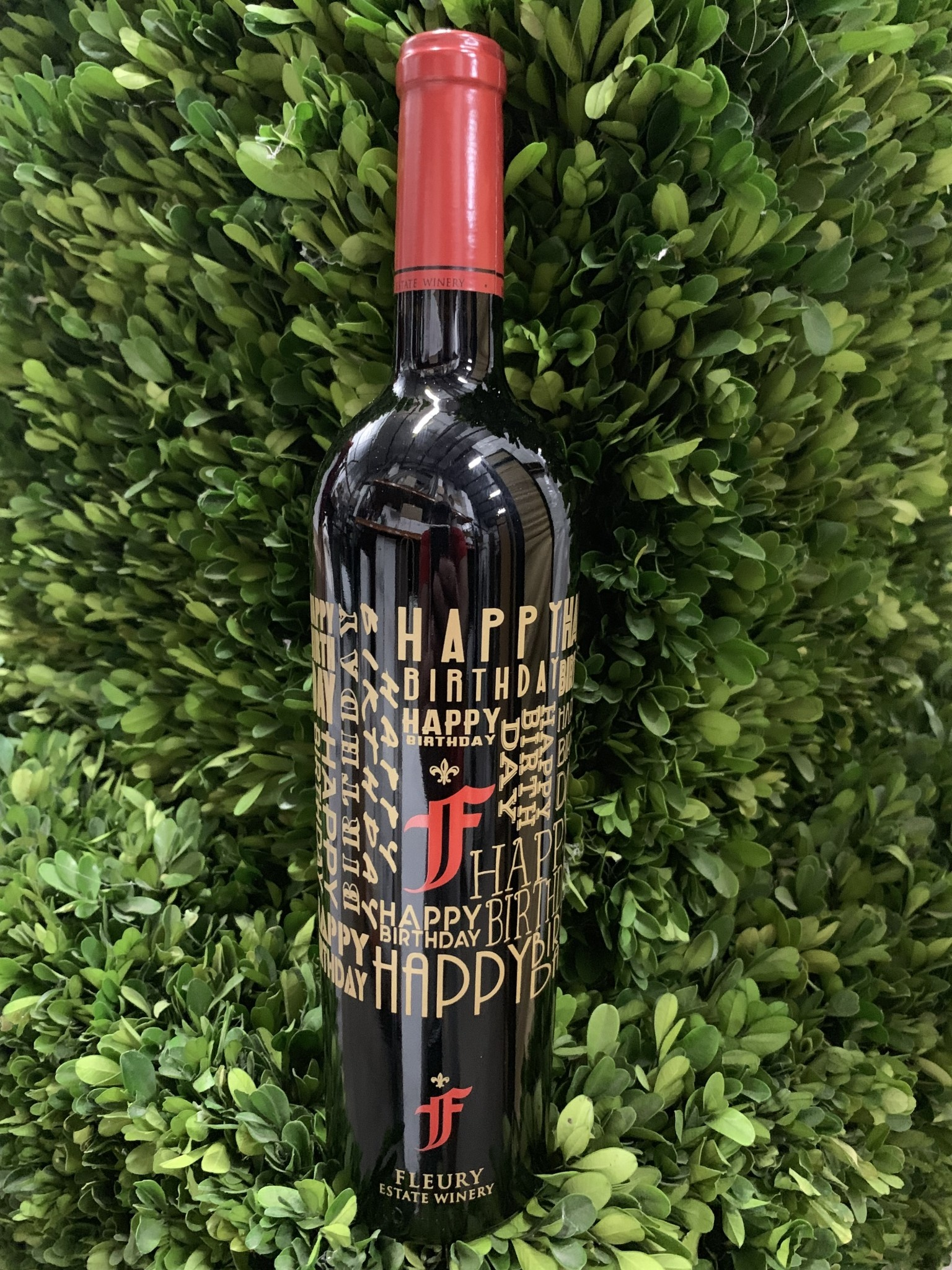 Fleury Estate Winery, Happy Birthday Red (2017)