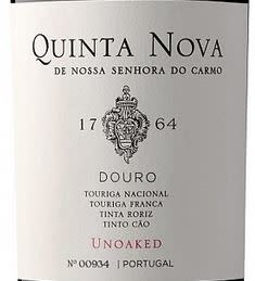 Quinta Nova Unoaked Duoro (2018)