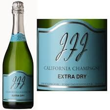 JFJ Winery, Extra Dry Champagne California