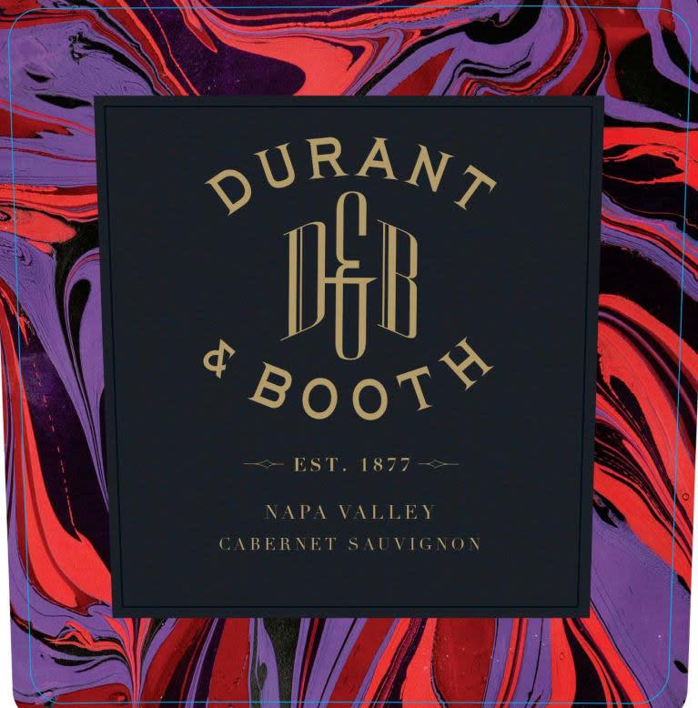 Durant & Booth Cabernet Sauvignon (2017)