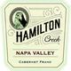 Hamilton Creek, Cabernet Franc Napa Valley (2017)
