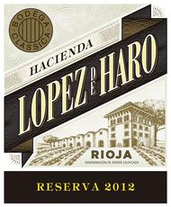 Lopez de Haro, Rioja Reserva (2015)