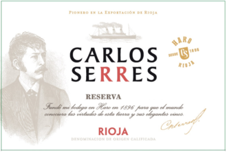 Carlos Serres Reserva (2014)