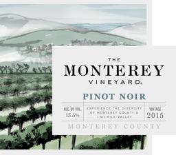 The Monterey Pinot Noir
