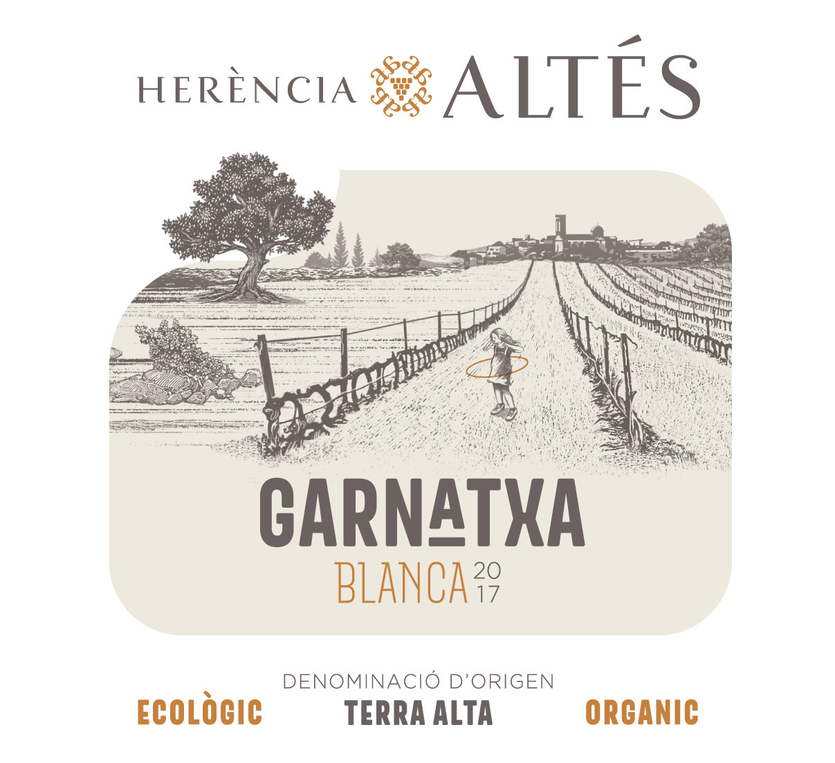 Herència Altés, Garnatxa Blanca (2019)