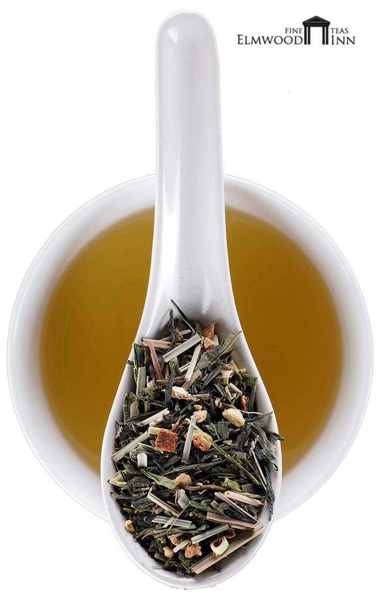 Ginger Orange Green Tea 1oz
