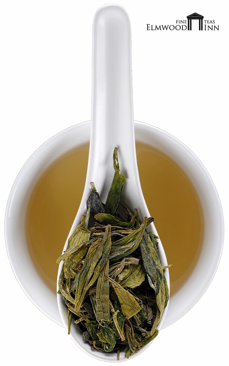Lung Ching Green Tea - Organic 1oz