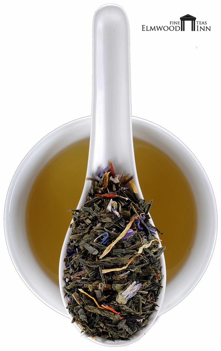 Tropical Green Tea - Organic 1oz