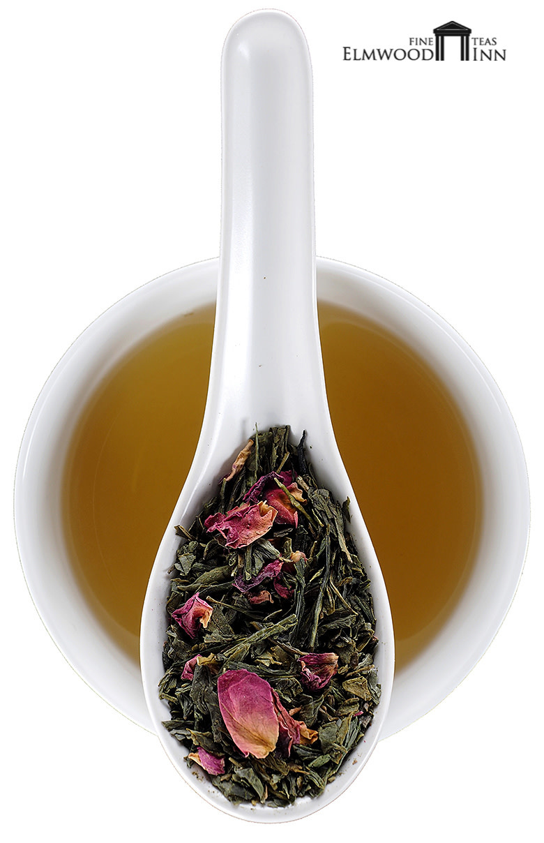 Wild Strawberry Green Tea 1oz