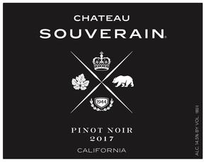 Château Souverain, Pinot Noir